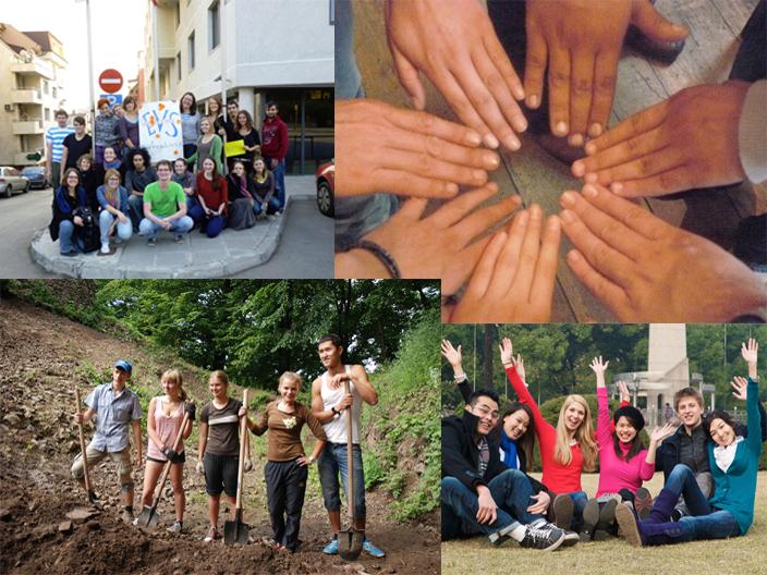 EVS Volunteering